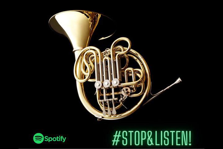 #STOP & LISTEN
