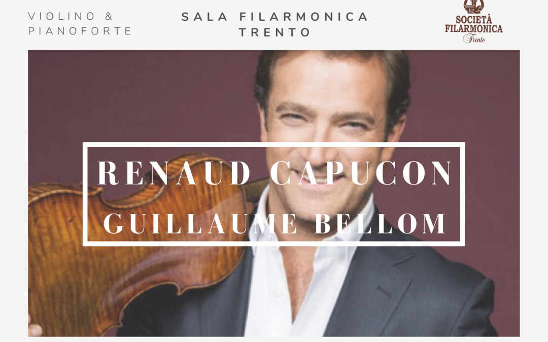 Video R. Capucon – G. Bellom disponibile