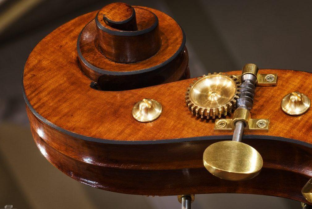 Gli archi della Filarmonica