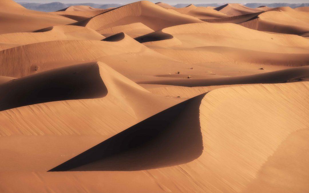 DESERT DREAM – Immagini di mondi solitari