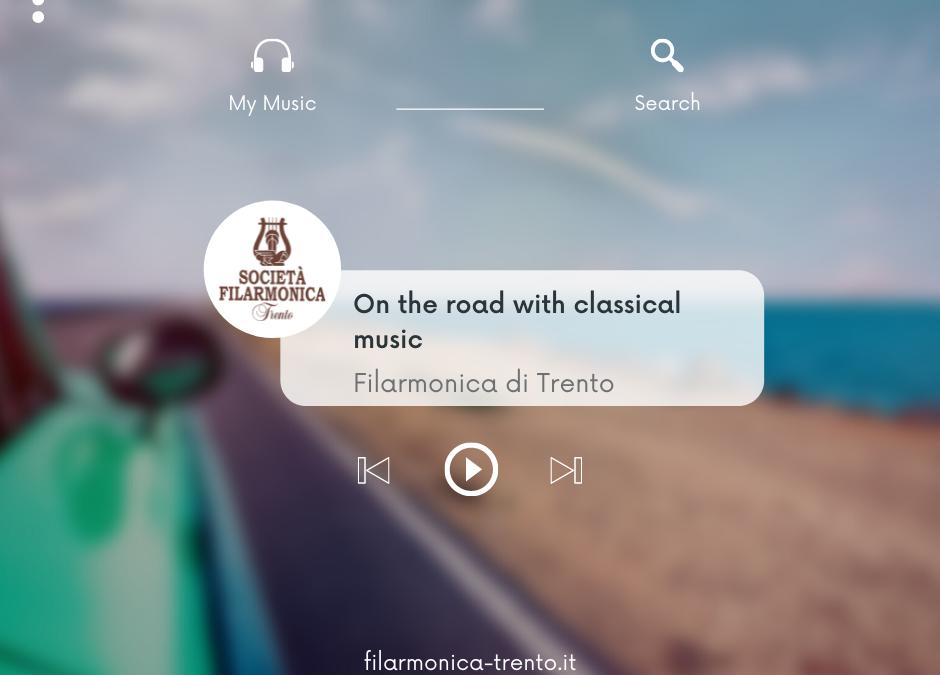 Playlist Spotify canale Società Filarmonica