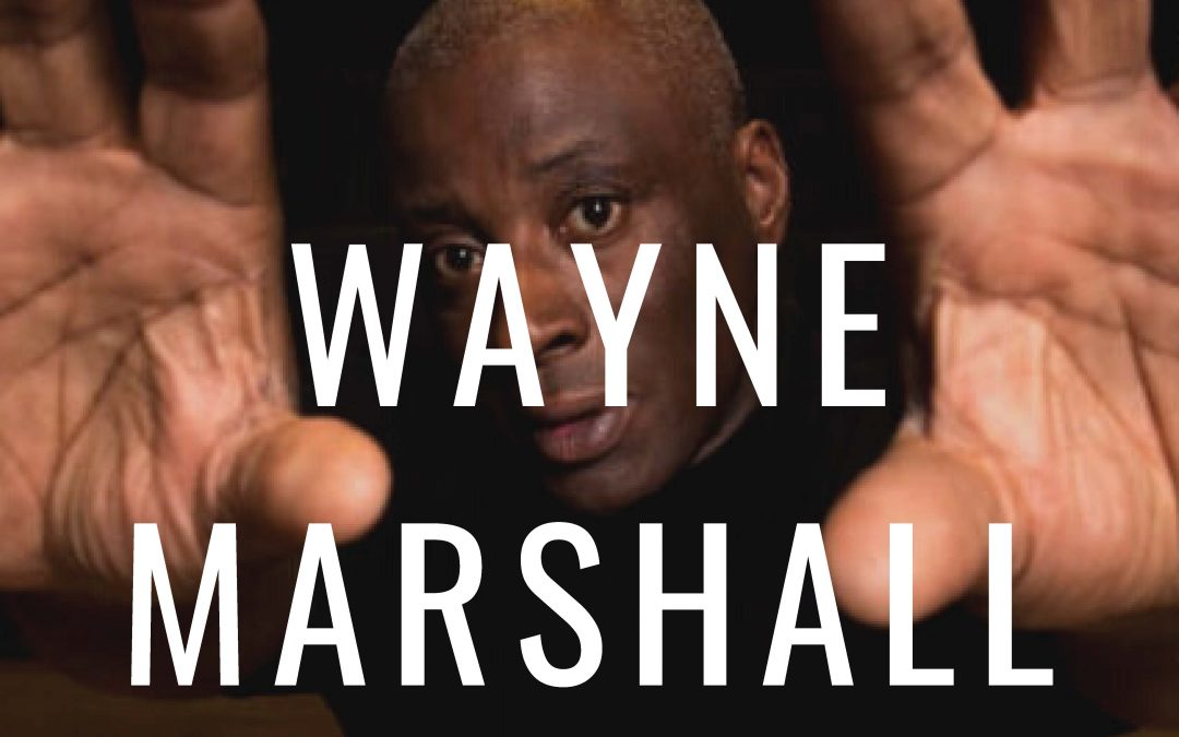 Programma sala Wayne Marshall 23.09.21